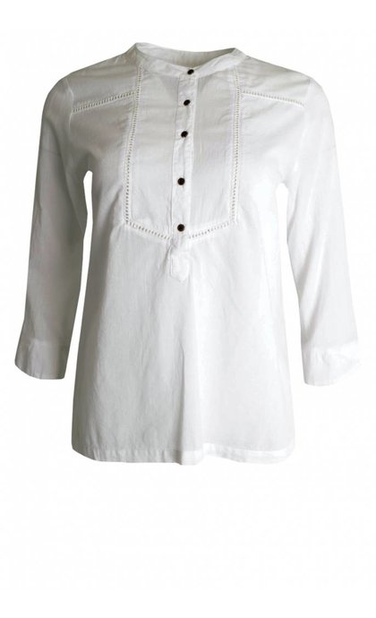 Indi & Cold VV18MI525 Blouse Blanco