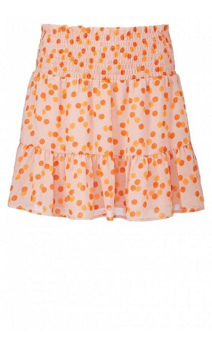 Modstrom Galia Print Skirt Rose