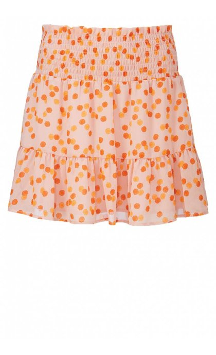 Modstrom Galla Print Skirt Rose