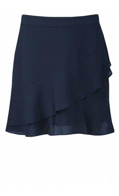 Modstrom Gallery Skirt Navy Sky