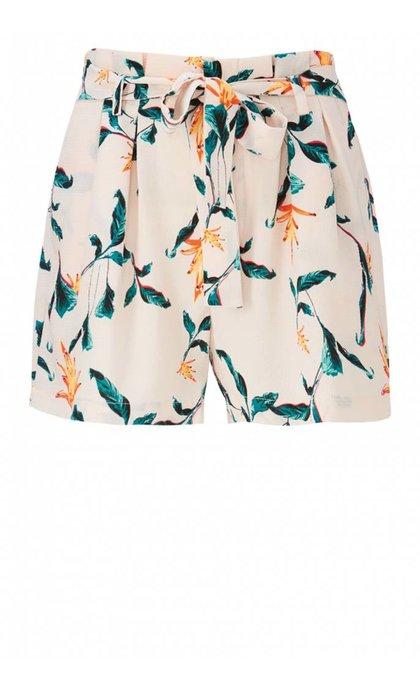 Modstrom Genenis Print Shorts Rose Tropical