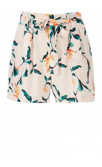 Modstrom Genesis Print Shorts Rose Tropical
