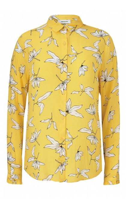 Modstrom Gigi Print Shirt Blossom