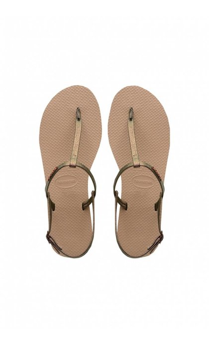 Havaianas You Rivièra Rose Gold