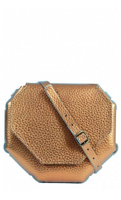 Elvy Sia Plain Bag Copper