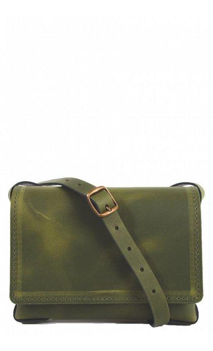 Elvy Tess Bag Plain Green