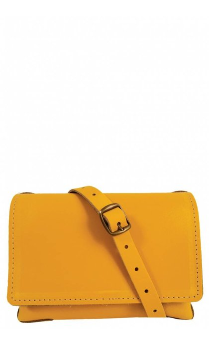 Elvy Tess Bag Plain Yellow