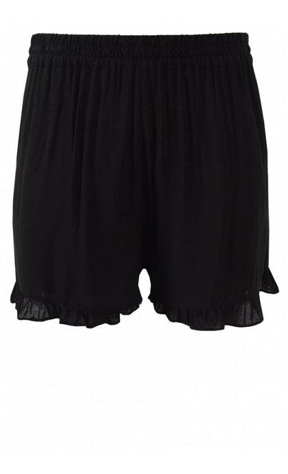 Second Female Milan Shorts Black