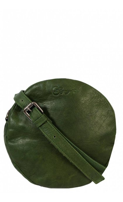 Elvy Lily Round Bag Verde