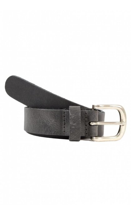 Elvy Belt Plain Grey