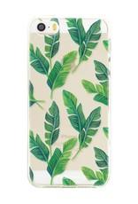 Apple Iphone SE Handyhülle - Bananenblätter