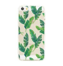 FOONCASE Iphone SE - Banana leaves