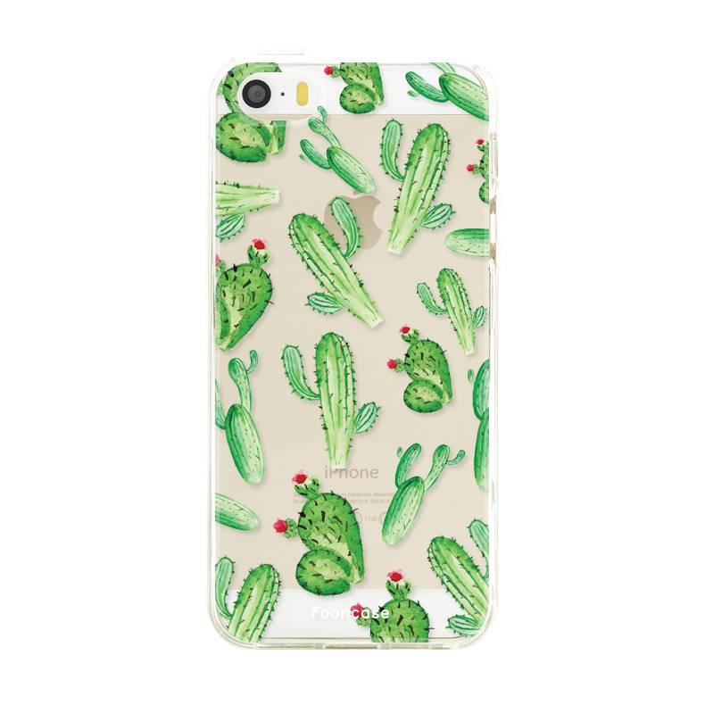 Apple Iphone SE Handyhülle - Kaktus