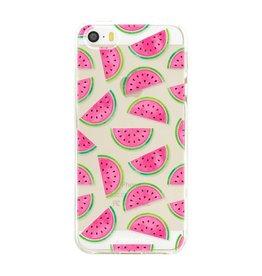 Apple Iphone SE - Watermeloen