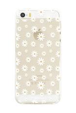Apple Iphone SE Handyhülle - Gänseblümchen