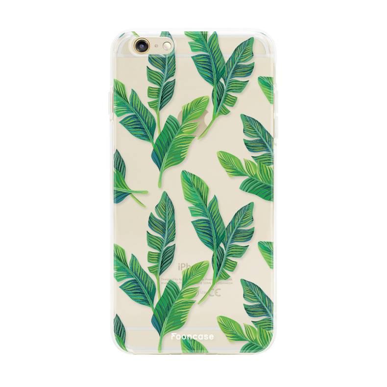 Apple Iphone 6 Plus Handyhülle - Bananenblätter