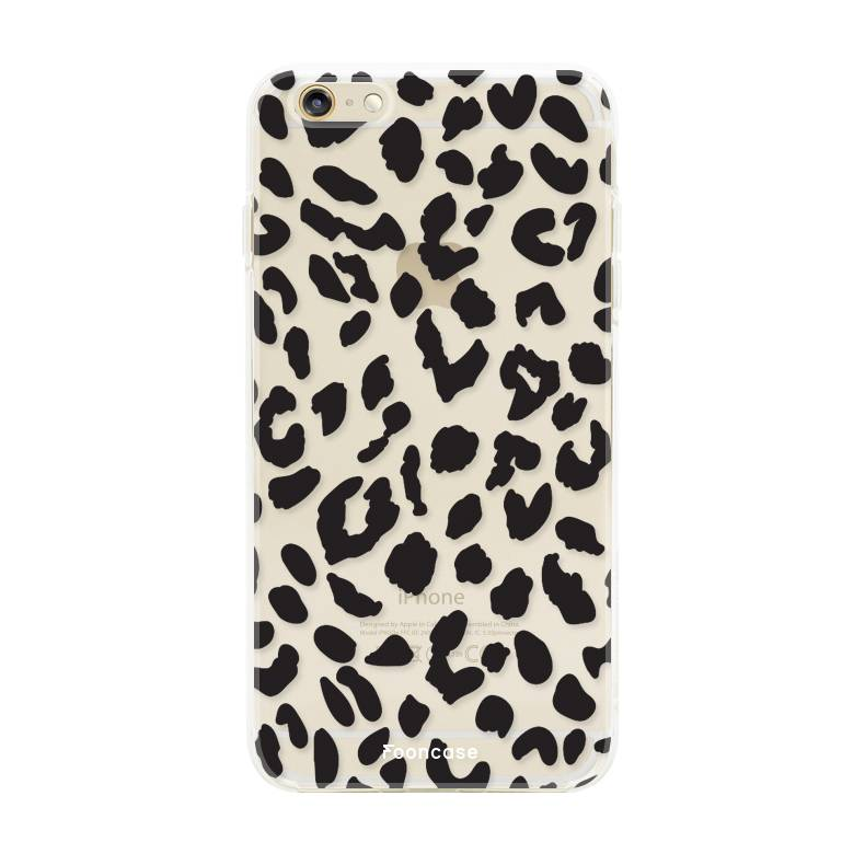 Apple Iphone 6 Plus Handyhülle - Leopard