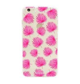 Apple Iphone 6 / 6S - Foglie rosa