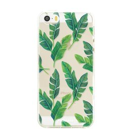 Apple Iphone 5 / 5S - Banana leaves