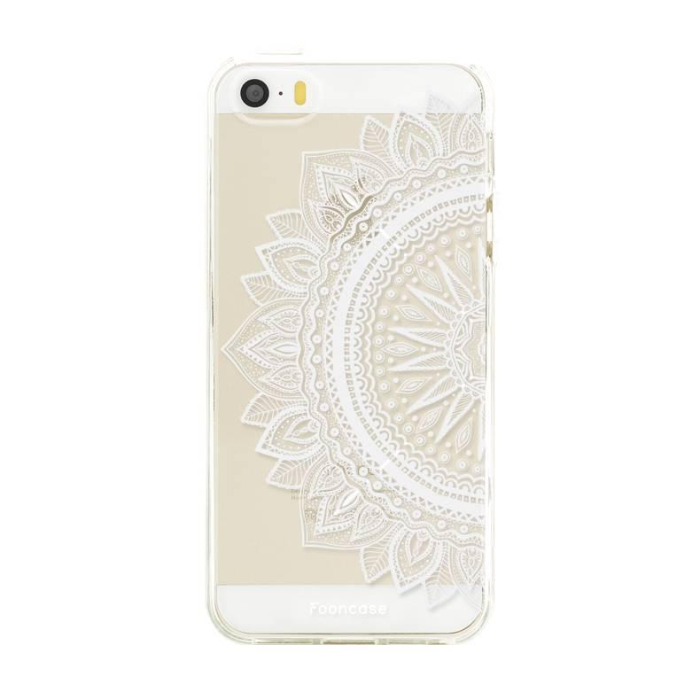 Apple Iphone 5 / 5S Handyhülle - Mandala