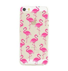 Apple Iphone 5 / 5S - Flamingo