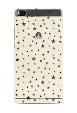 Huawei Huawei P8 Handyhülle - Sterne