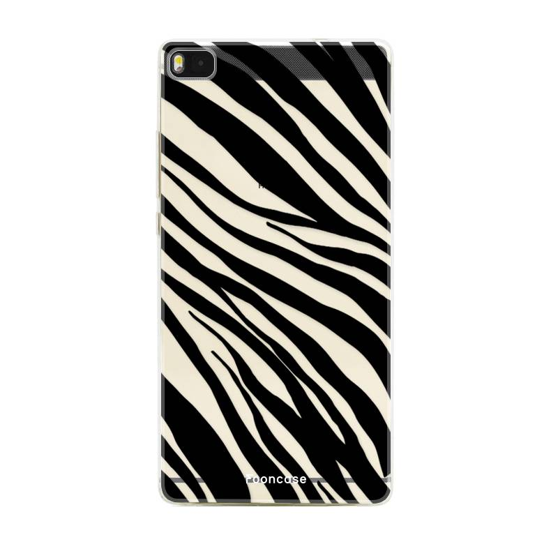 Huawei Huawei P8 hoesje - Zebra