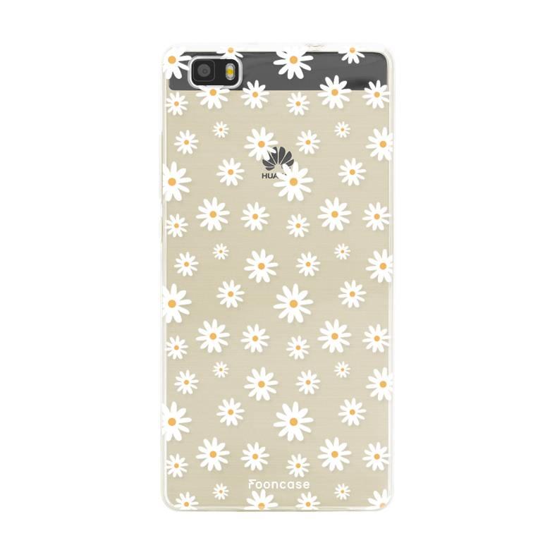 Huawei Huawei P8 Lite Handyhülle - Gänseblümchen