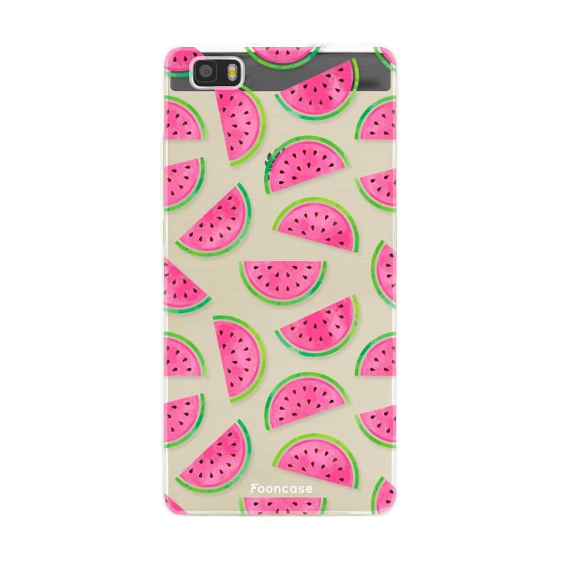 Huawei Huawei P8 Lite Handyhülle - Wassermelone