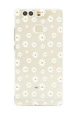 Huawei Huawei P9 Handyhülle - Gänseblümchen