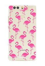 Huawei Huawei P9 Handyhülle - Flamingo