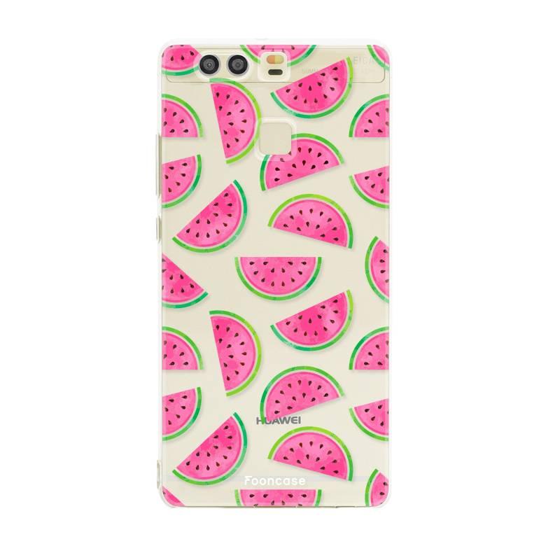 Huawei Huawei P9 Handyhülle - Wassermelone