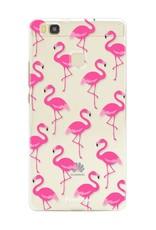 Huawei Huawei P9 Lite Handyhülle - Flamingo