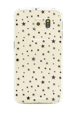 Samsung Samsung Galaxy S6 hoesje - Sterretjes