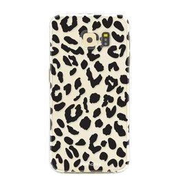 Samsung Samsung Galaxy S6 Edge - Leopard