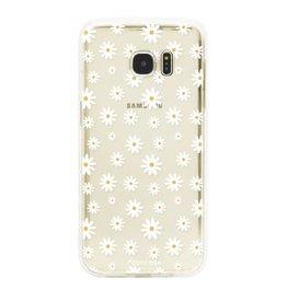 Samsung Samsung Galaxy S7 Edge - Madeliefjes