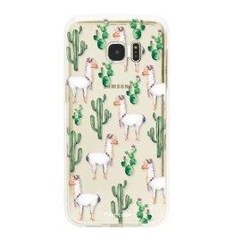 Samsung Samsung Galaxy S7 Edge - Alpaca