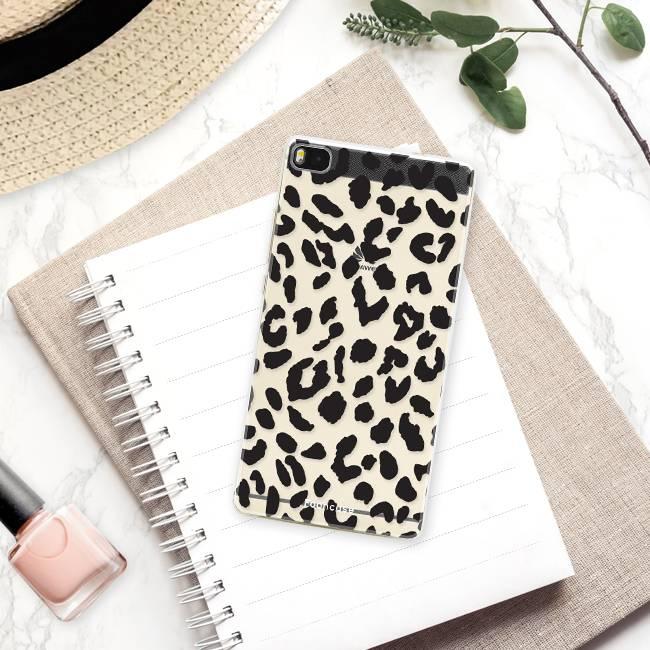 Huawei Huawei P8 Handyhülle - Leopard