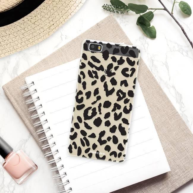 Huawei Huawei P8 Lite Handyhülle - Leopard