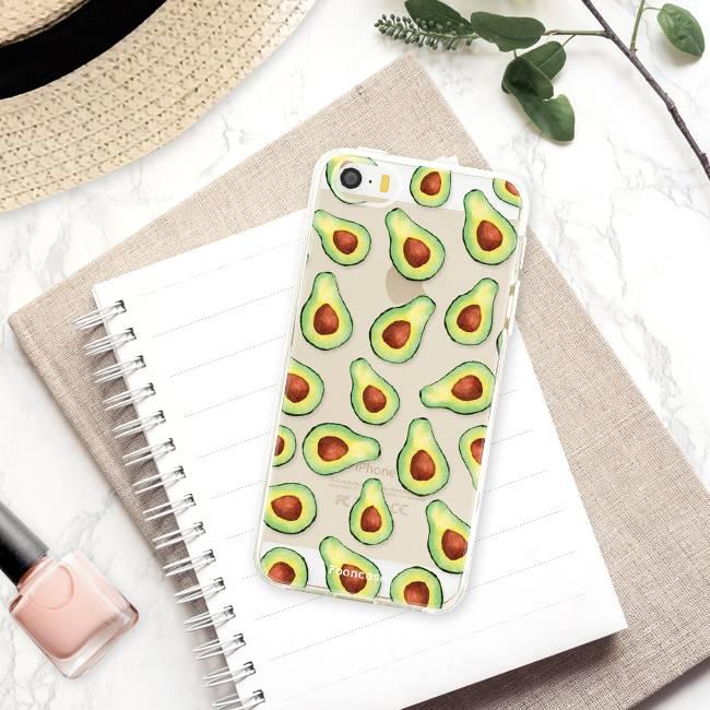 Apple Iphone 5 / 5S Handyhülle - Avocado