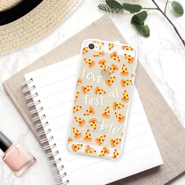 Apple Iphone 5 / 5S Handyhülle - Pizza