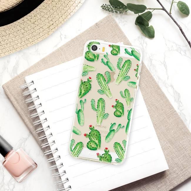 Apple Iphone 5 / 5S Handyhülle - Kaktus
