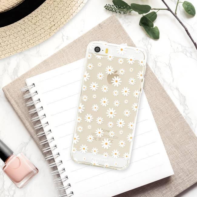Apple Iphone 5 / 5S Handyhülle - Gänseblümchen