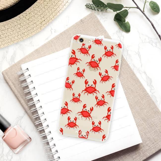 Apple Iphone 6 Plus Handyhülle - Krabben