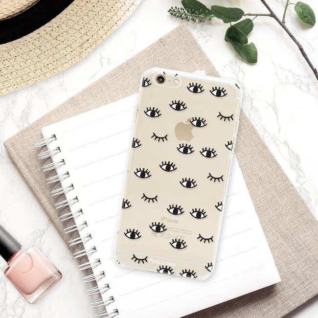 Apple Iphone 6 Plus Handyhülle - Eyes