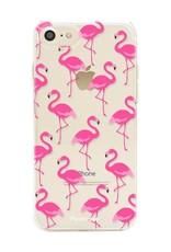 Apple Iphone 7 Handyhülle - Flamingo
