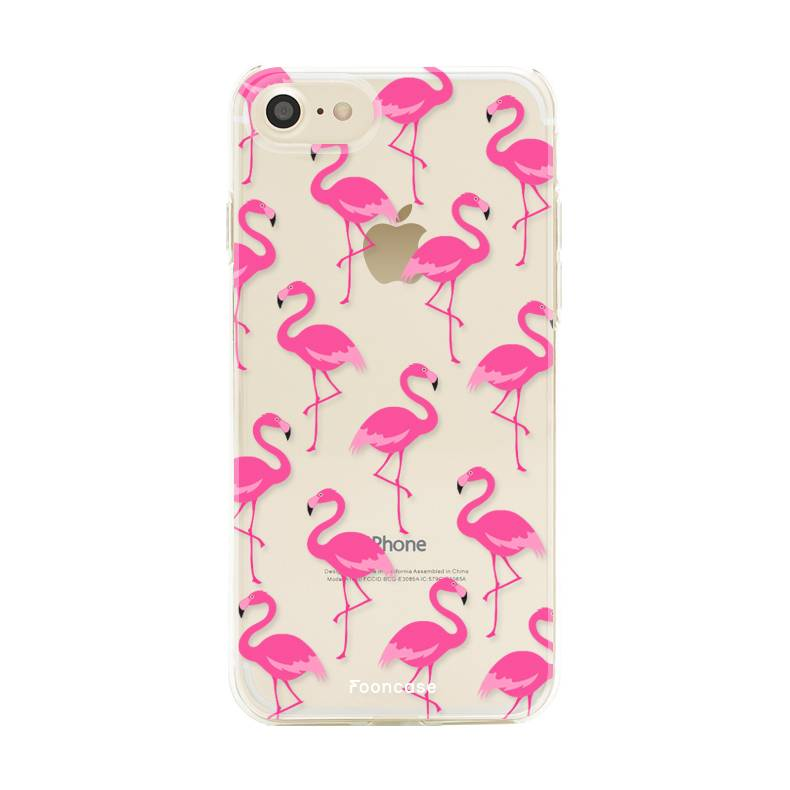 fooncase flamingo handyh lle iphone 7. Black Bedroom Furniture Sets. Home Design Ideas