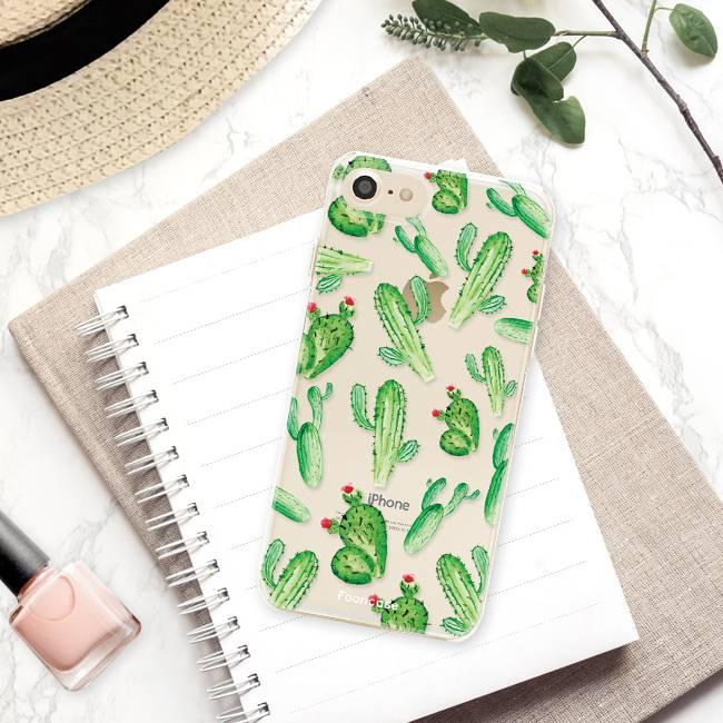 Apple Iphone 7 Handyhülle - Kaktus