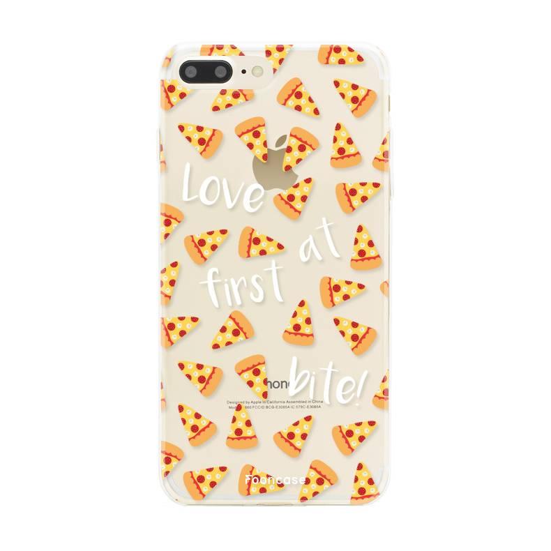Apple Iphone 7 Plus Handyhülle - Pizza