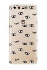 Huawei Huawei P10 Handyhülle - Eyes